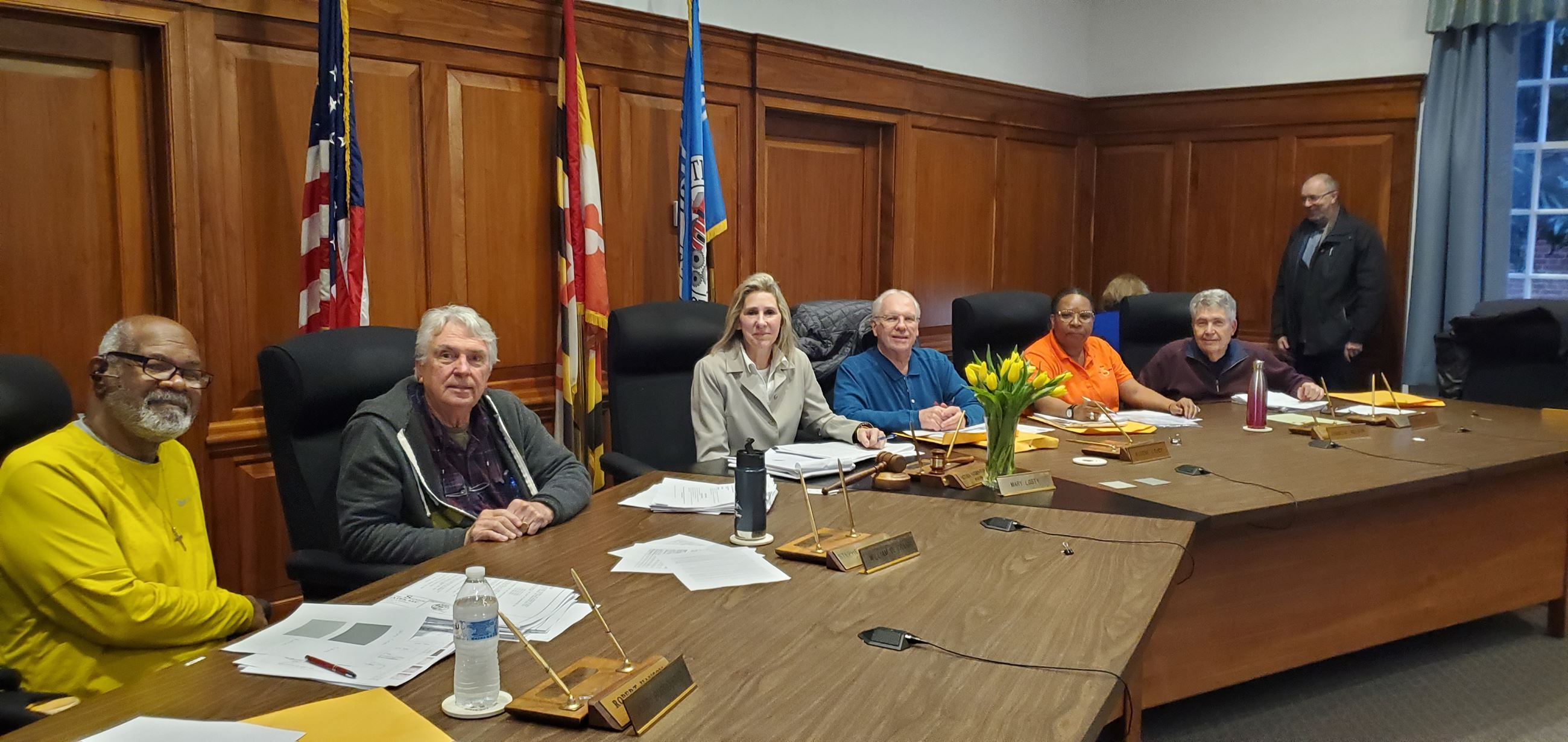 Planning and Zoning Members
