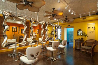 Inside Ave Salon
