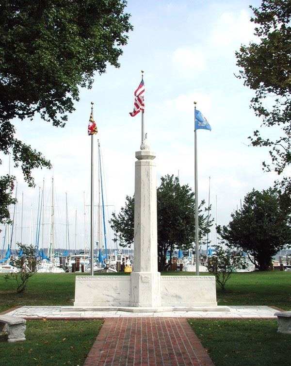 Municipal Yacht Basin Monument
