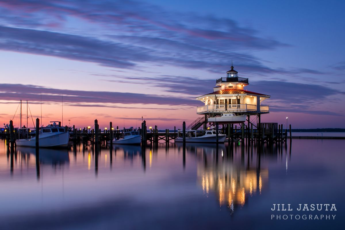 The Winner of Our Canvas Print Giveaway | Cambridge, MD